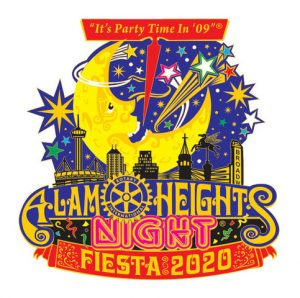 Alamo Heights Night 2020 Logo